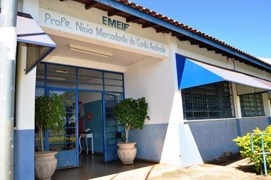 EMEIF Prof.ª Nísia Mercadante do Canto Andrade
