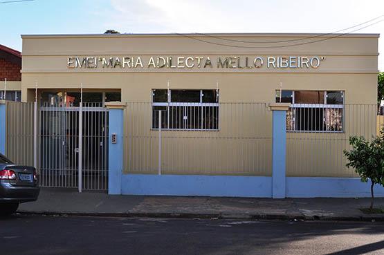 EMEI  Prof.ª Maria Adilecta Mello Ribeiro