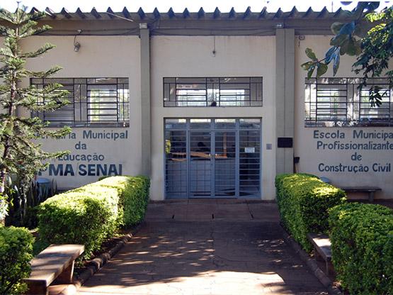 Escola Municipal de Ensino Profissionalizante de Construção Civil