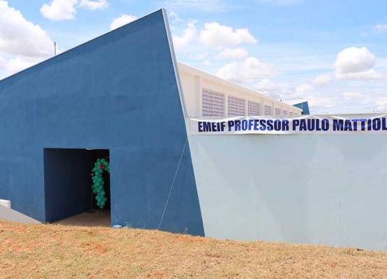EMEI Prof. Paulo Matioli