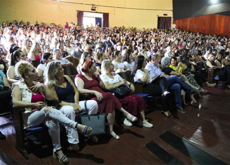 1ª edição do Seminário de Boas Práticas reúne 1500