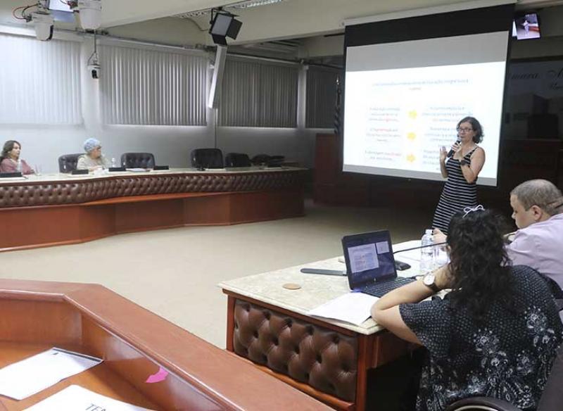 Audiência pública Currículo Paulista