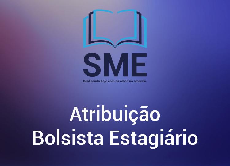 7ª sessão de atribuição para preenchimento de vagas de Bolsista Estagiário