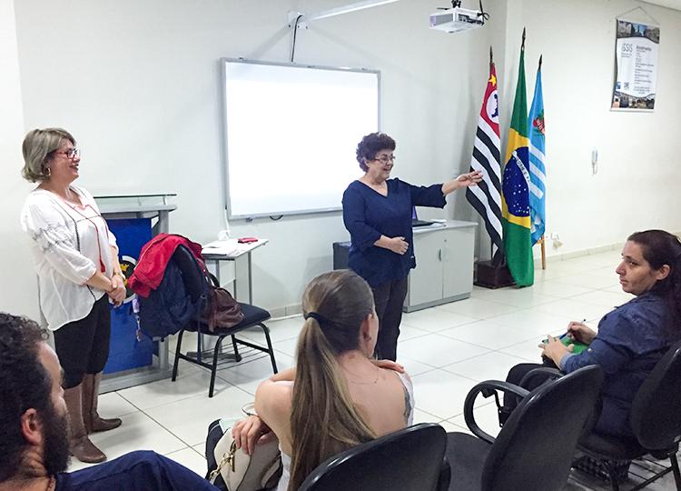 Assistentes de Alfabetização são recebidos pela SME com capacitação técnica