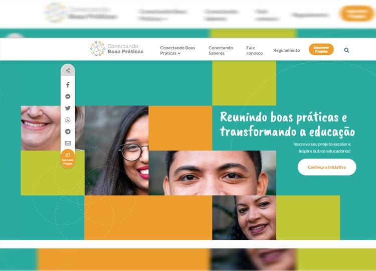 Educação Municipal estimula conexão entre educadores e projeto sobre boas práticas pedagógicas
