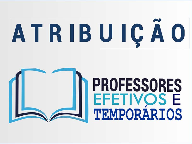 COMUNICADO - NÃO HAVERÁ  ATRIBUIÇÃO PARA PROFESSORES