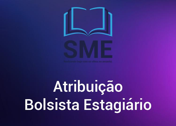 8ª sessão de atribuição para preenchimento de vagas de Bolsista Estagiário