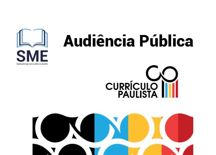 Audiência Pública - Currículo Paulista