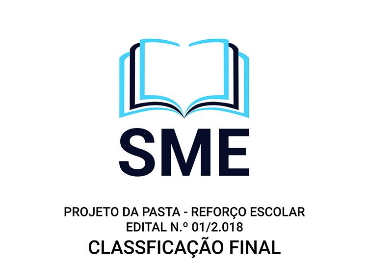 CLASSIFICAÇÃO FINAL