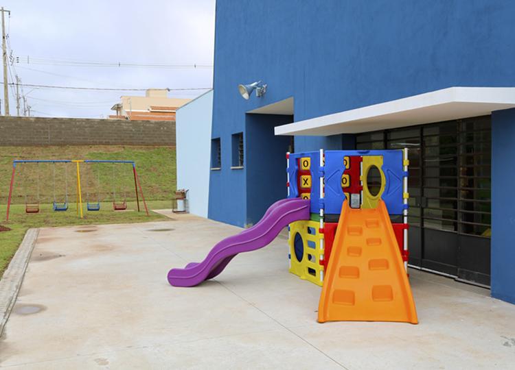 Prefeitura inaugura escola do Parque Bambu nesta quinta-feira, 21