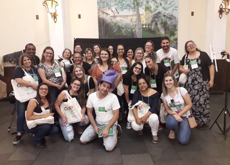 Educadores municipais participam de encontro estadual do programa Cooperjovem