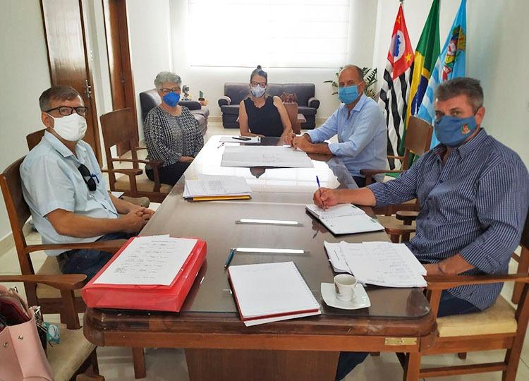 Prefeitura articula construção de nova creche e reformas das unidades escolares, durante pandemia