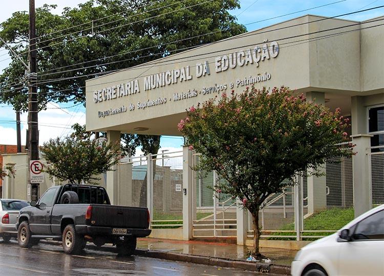 Educação divulga resultado do cadastro emergencial para substituição de docentes
