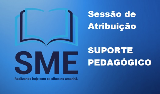 Sessão de Atribuição de Suporte Pedagógico