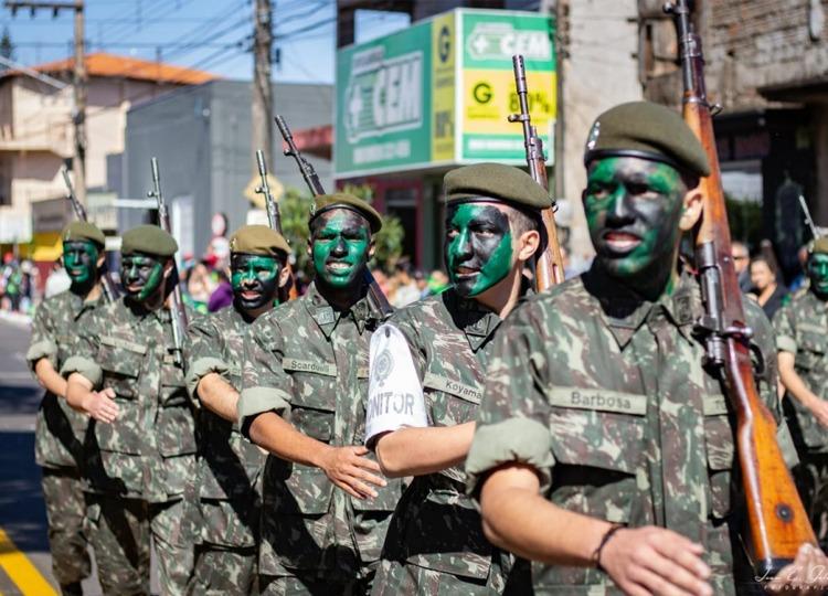 Desfile de 7 de Setembro será sábado na Paschoal Santilli