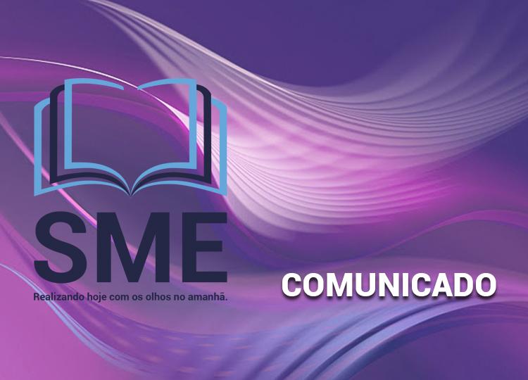 COMUNICADO SME