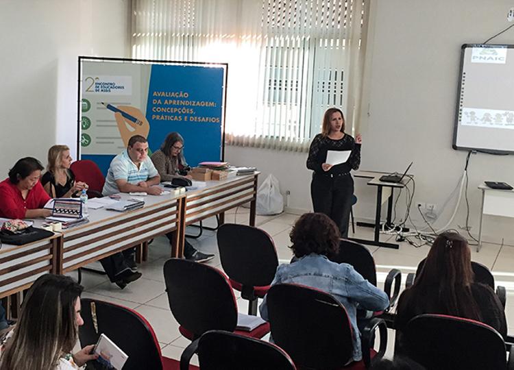 Professores de Educação Infantil e Ensino Fundamental participam da última formação continuada do PNAIC