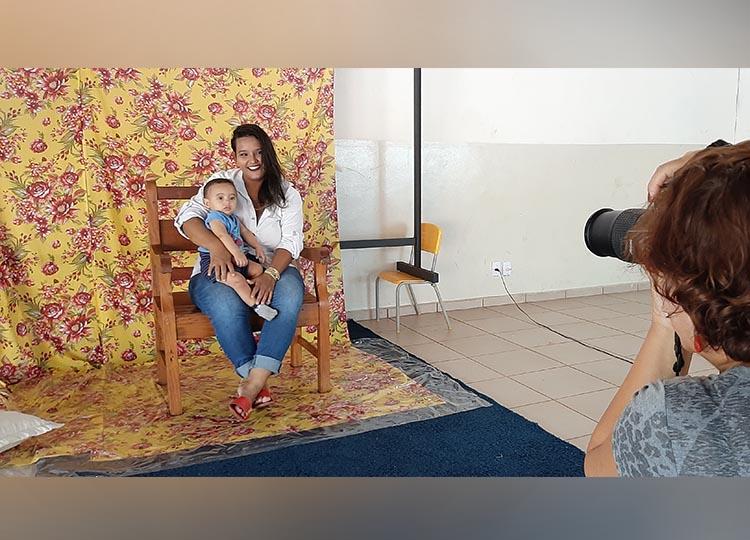 Escola Mafalda Salotti da Vila Progresso promoveu atividade diversificada  para o Dia das Mães