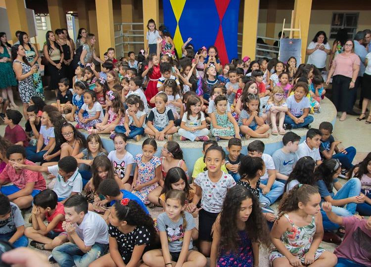 Aulas começam em 6 de fevereiro para 9.763 alunos das escolas municipais
